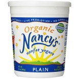 [Nancy`S Springfield Creamery] Yogurt - Non-Fat Plain  At least 95% Organic