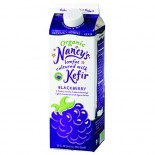 [Nancy`S Springfield Creamery] Kefir Blackberry, LF  At least 95% Organic