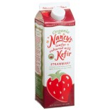 [Nancy`S Springfield Creamery] Kefir Strawberry, LF  At least 95% Organic