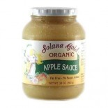 [Solana Gold Organics] Applesauce Apple Blend  100% Organic