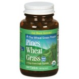 [Pines, Int`L] Wheat Grass 500Mg Tablets  At least 95% Organic