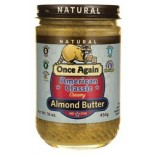 [Once Again] Nut Butters Almond, Amer Clsc,Smooth,No Stir