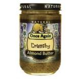 [Once Again] Nut Butters Almond Butter Crunchy No Salt