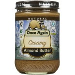 [Once Again] Nut Butters Almond Butter Smooth No Salt