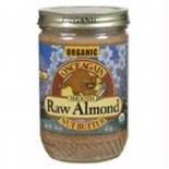 [Once Again] Nut Butters Almond, Lightly Toasted, Smooth  At least 95% Organic