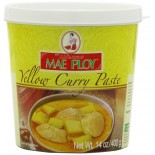 [Mae Ploy] Condiments Yellow Curry Paste