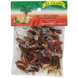 [El Guapo] Mexican Authentic Spices & Seasonings Chili De Arbol, Whole