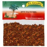 [El Guapo] Mexican Authentic Spices & Seasonings Hot Taco Mix