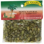 [El Guapo] Mexican Authentic Spices & Seasonings Pumpkin Seed, Hulled Natural