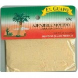 [El Guapo] Mexican Authentic Spices & Seasonings Ginger, Ground