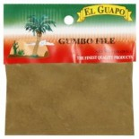[El Guapo] Mexican Authentic Spices & Seasonings Gumbo File