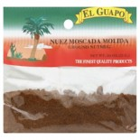 [El Guapo] Mexican Authentic Spices & Seasonings Nutmeg, Ground