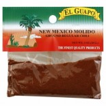 [El Guapo] Mexican Authentic Spices & Seasonings New Mexico Chili Powder, Mild