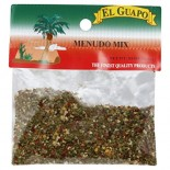 [El Guapo] Mexican Authentic Spices & Seasonings Menudo Mix