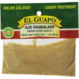 [El Guapo] Mexican Authentic Spices & Seasonings Garlic, Granulated