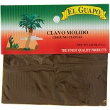 [El Guapo] Mexican Authentic Spices & Seasonings Cloves, Ground