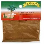 [El Guapo] Mexican Authentic Spices & Seasonings Cinnamon, Ground