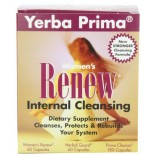 [Yerba Prima] Programs Women`s Renew Internal Cleansing Sys