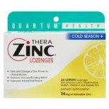 [Quantum] Lozenges Thera Zinc, Lemon