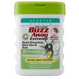 [Quantum] Repellent Buzz Away Extreme Pop-up Towlette