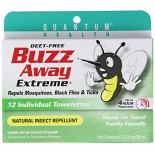 [Quantum] Repellent Buzz Away Extreme Towelettes