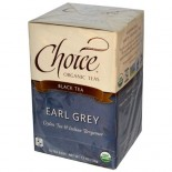 [Choice Organic Teas] Loose Leaf-Fair Trade Certified Teas Earl Grey  At least 95% Organic