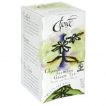 [Choice Organic Teas] Loose Leaf-Fair Trade Certified Teas Jasmine Green  At least 95% Organic
