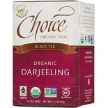 [Choice Organic Teas] 6/16 Bag-Fair Trade Certified Teas Darjeeling  At least 95% Organic