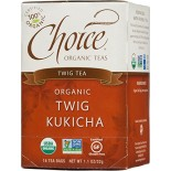 [Choice Organic Teas] 6/16 Bag Twig  At least 95% Organic