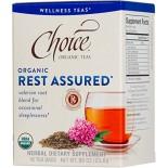 [Choice Organic Teas] 6/16 Bag- Wellness Teas Rest Assured  At least 95% Organic