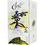 [Choice Organic Teas] 6/20 Bag-Fair Trade Certified Teas Jasmine Green  At least 95% Organic