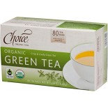 [Choice Organic Teas]  Value Packe, Green  At least 95% Organic