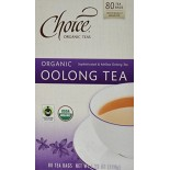[Choice Organic Teas]  Value Pack, Oolong  At least 95% Organic