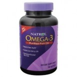 [Natrol] Specialty Products Omega-3 Fish Oil 1000mg