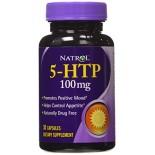 [Natrol] Diet Aids & Fiber Formulas 5-HTP 100mg