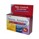 [Natrol] Vitamin, Mineral & Amino Acids Formulas Stress & Anxiety, Day/Nite Form