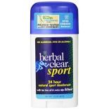 [Herbal Clear]  Deodorant Stick, Sport