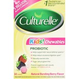 [Culturelle] Dietary Supplements Probiotic Chewables For Kids