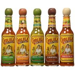 [Cholula]  Hot Sauce, Green Pepper