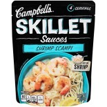 [Campbell] Skillet Sauces Scampi w/White Wine & Garlic