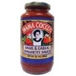 [Mama Cocco`S]  Garlic & Basil Sauce