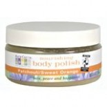 [Aura Cacia] Body Polishes Patchouli Sweet Orange