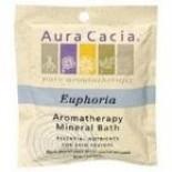 [Aura Cacia] Aromatherapy Mineral Baths Euphoric Ylang Ylang