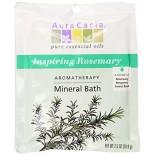 [Aura Cacia] Aromatherapy Mineral Baths Inspiring Rosemary