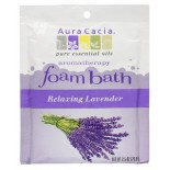 [Aura Cacia] Aromatherapy Body Care Lavender Foam Bath