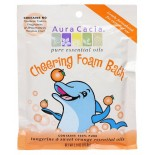 [Aura Cacia] Bath Foam for Kids Cheering