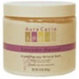 [Aura Cacia] Aromatherapy Mineral Baths Relaxing Lavender