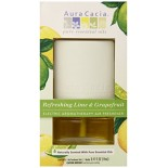 [Aura Cacia] Aromatherapy Accessories Refresh, Lime/Grpfrt Elec Frshn