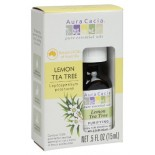 [Aura Cacia] Essential Oils Lemon Tea Tree