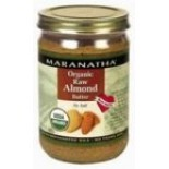[Maranatha] Almond Butter Roasted, Creamy, No Salt
